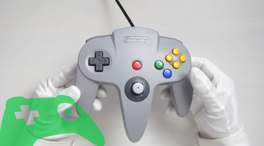 mando n64
