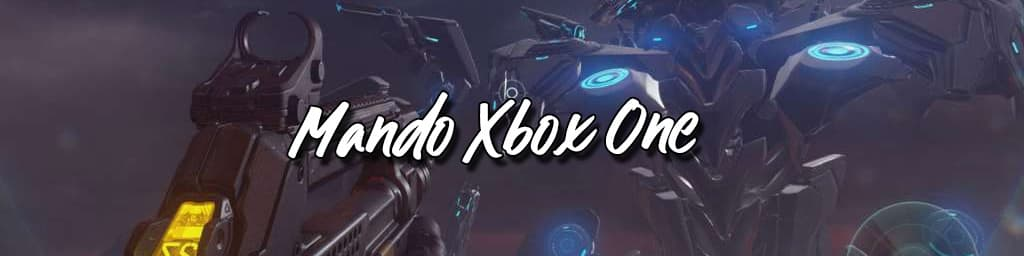 mando elite xbox one