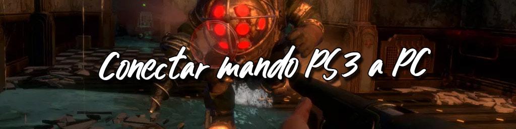 jugar con mando ps3 en pc