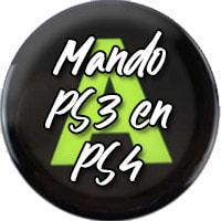 conectar mando ps3 a ps4