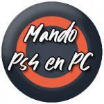 mando ps4 en pc