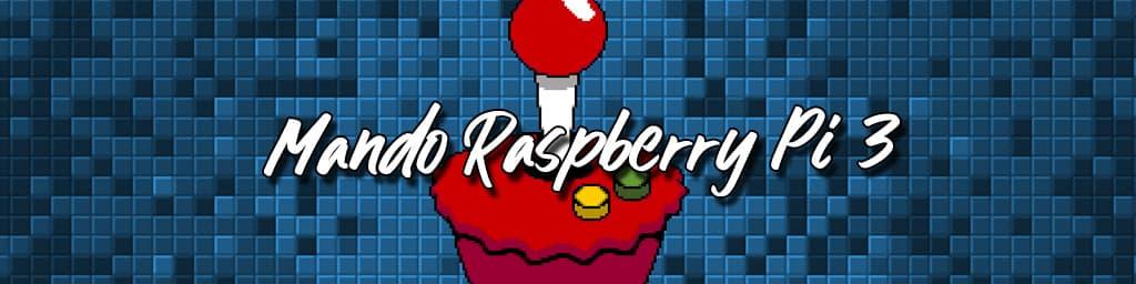 mando raspberry