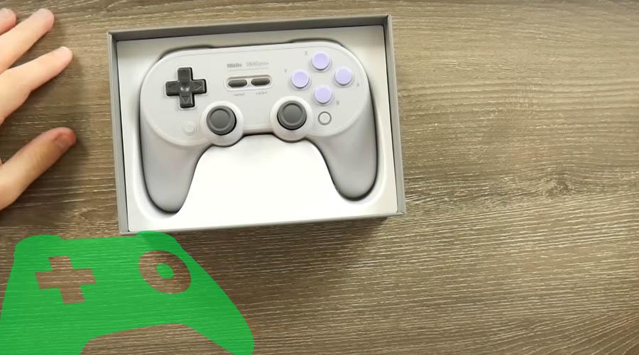controller 8BitDo SN30 Pro +